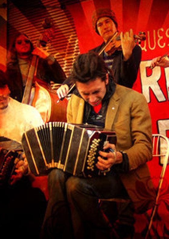 orquesta tipica 2006