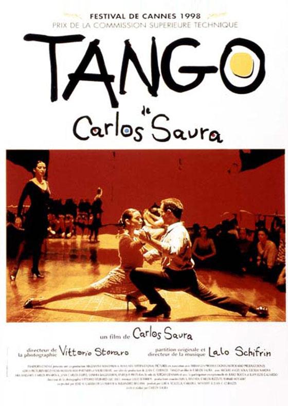 tango carlos saura